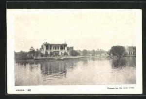 AK Basra, Houses on the River tront