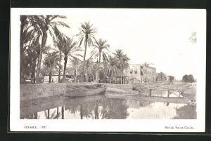 AK Basra, Strick Scott Creek