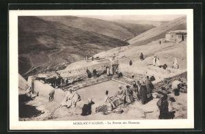 AK Moulay-Yacoub, La Piscine des Hommes