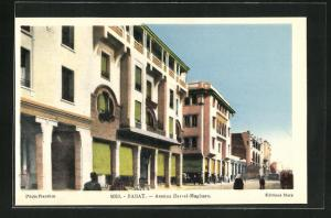 AK Rabat, Avenue Dar-el-Maghzen