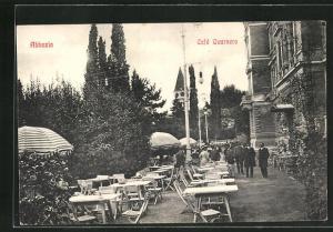 AK Abbazia, Cafè Quarnero