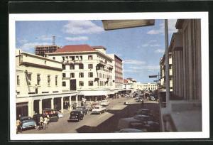 AK Salisbury, First Street