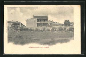 AK Sidi-Brahim, Chateau Pomie