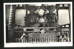 AK Penang, Big Idols, Ayer Itam temple