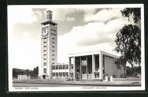 AK Nairobi, Parliament Buildings