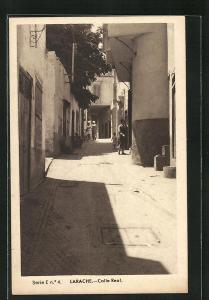 AK Larache, Calle Real