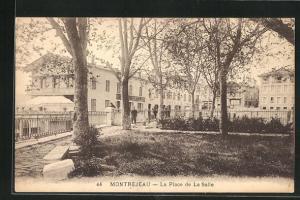 AK Montrejeau, La Place de La Salle