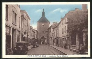 AK Pont-de-Veyle, Ancienne Porte d`Entree