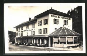 AK Saint-Germain-de-Joux, L`Hotel Reygrobellet