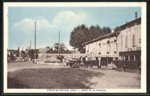 AK Pont-de-Veyle, Hotel de la Samiane