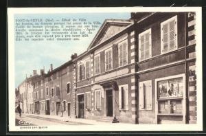AK Pont-de-Veyle, Hotel de Ville