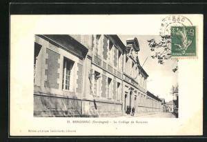 Passepartout-AK Bergerac, Le College de Garcons