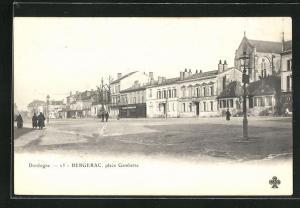 AK Bergerac, place Gambetta