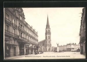 AK Bergerac, Rue Mounet-Sully, Èglise Notre-Dame