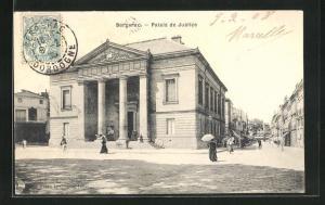 AK Bergerac, Palais de Justice