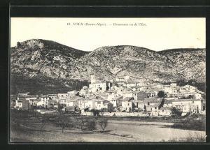 AK Volx, Panorama vu de l` Est