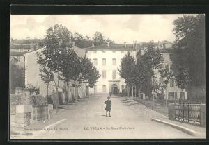 AK Le Vigan, La Sous Prefecture