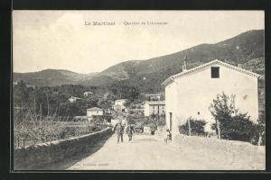 AK Le Martinet, Quartier de l`Amourier