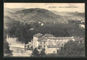 AK Le Vigan, Usine et Chaussèe de Lacroix