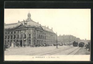 AK Bordeaux, La Bourse