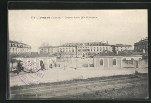 AK Libourne, Caserne Protot (57. d` Infanterie)