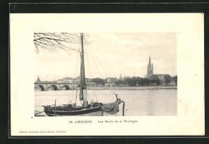 AK Libourne, Les Bords de la Dordogne