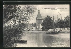 AK Libourne, L` Isle et la Tour du Grand Port