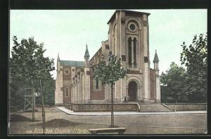 AK Arcachon, Chapelle St-Ferdinand