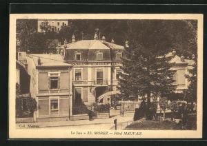 AK Morez, Hotel Mauvais