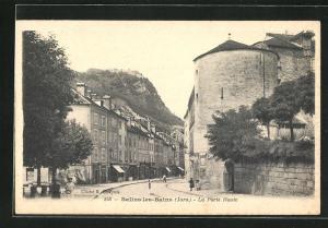 AK Salins-les-Bains, La Porte Haute
