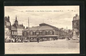 AK Roubaix, Les halles Centrales