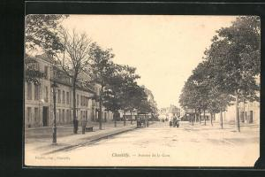 AK Chantilly, Avenue de la Gare