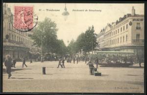 AK Toulouse, Boulevard de Strasbourg