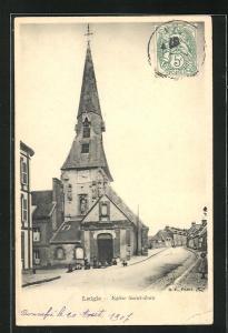 AK Laigle, Eglise Saint-Jean