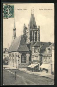 AK Laigle, Èglise Saint-Martin