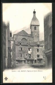 AK Murat, L` Eglise et Vieille Maison