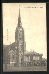 AK Hautmont, L` Eglise