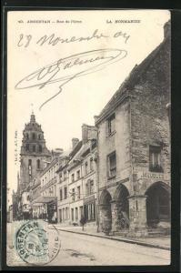 AK Argentan, Rue de i` Orne