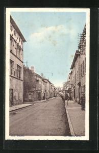 AK Pont-de-Veyle, Grande Rue et Maison des Ducs de Savoie