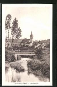 AK Mesnay-Arbois, La Cuisance