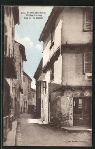 AK Blesle, Vieilles Maisons, Rue de la Bonale