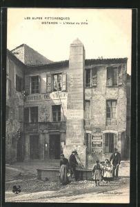 AK Sisteron, L`Hotel de Ville
