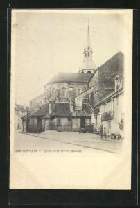 AK Bar-sur-Aube, Eglise Saint-Pierre