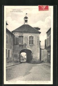 AK Ervy, La Porte Saint-Nicolas