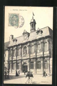 AK Troyes, Hotel de Ville
