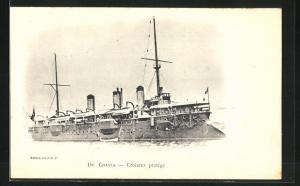 AK Du Chayla - Croiseur protégé