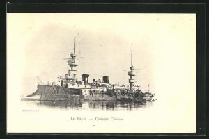 AK Le Bruix - Croiseur Cuirassé