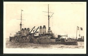 AK French Dreadnought Danton