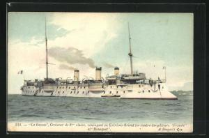 AK Le Dassas, Croiseur de 2me classe