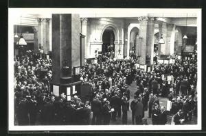 AK London, Stock Exchange, the nations market place